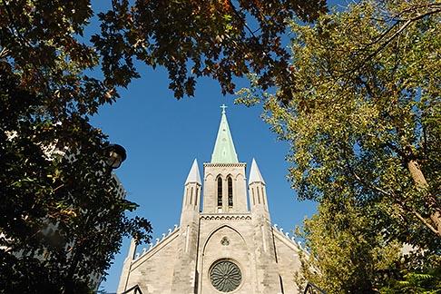 image 6-460-1672 Canada, Montreal, Saint Patricks Cathedal