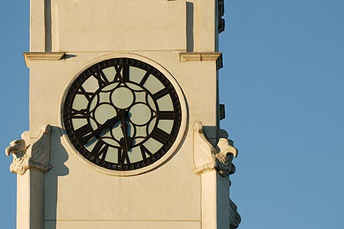 image 6-460-2074 Canada, Montreal, Clock Tower, Tour de lHorloge