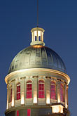 lit stock photography | Canada, Montreal, Bonsecours Market at night, image id 6-460-2398