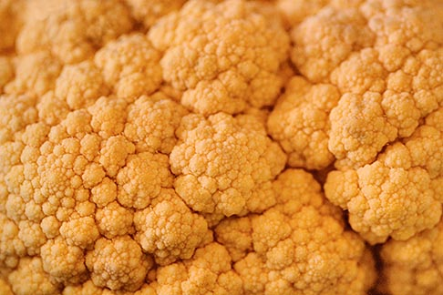 image 6-460-7719 Food, Cauliflower, closeup