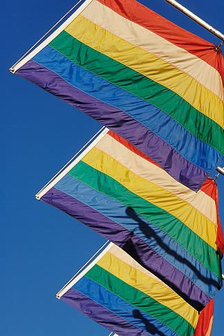 image 6-460-7765 Flags, Rainbow Flags for Gay Pride