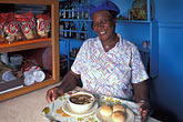 cookery stock photography | Montserrat, Mrs. Morgan