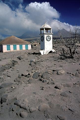 image 0-159-23 Montserrat, Plymouth, War Memorial