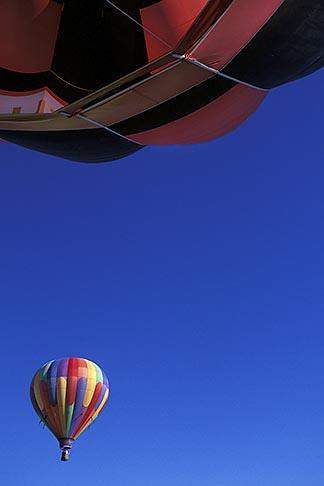 image 0-325-13 Nevada, Reno, Hot air ballooning