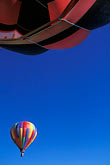 blue sky stock photography | Nevada, Reno, Hot air ballooning, image id 0-325-13