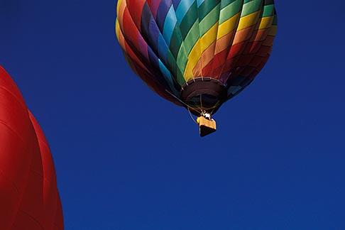 image 0-325-48 Nevada, Reno, Hot air ballooning