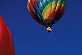 blue sky stock photography | Nevada, Reno, Hot air ballooning, image id 0-325-48