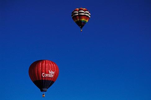 image 0-326-23 Nevada, Reno, Hot air ballooning
