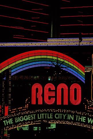 image 0-326-35 Nevada, Reno, Reno Arch