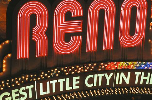image 0-331-2 Nevada, Reno, Reno Arch