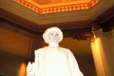 gamble stock photography | Nevada, Las Vegas, Venetian Resort Hotel Casino, Living statue, image id 3-900-14