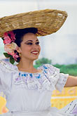 nicaraguan dancer in traditional folk costume stock photography | Portraits, Nicaraguan dancer in traditional folk costume, image id 6-465-1392