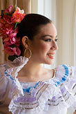 costume stock photography | Portraits, Nicaraguan dancer in traditional folk costume, image id 6-465-6971