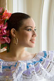 costume stock photography | Portraits, Nicaraguan dancer in traditional folk costume, image id 6-465-6977