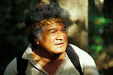 indigenous stock photography | Niue, Misa on his Forest Walk, image id 9-504-64