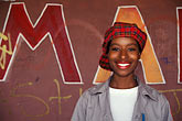 african woman stock photography | California, Oakland, Intern, High School program, image id 3-257-14
