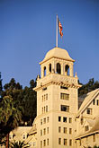 evening stock photography | California, Oakland, Claremont Resort & Spa, image id 4-729-78