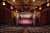 horizontal stock photography | California, Oakland, Paramount Theatre, Auditorium, image id 4-730-10