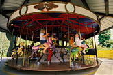carousel stock photography | California, Oakland, Children