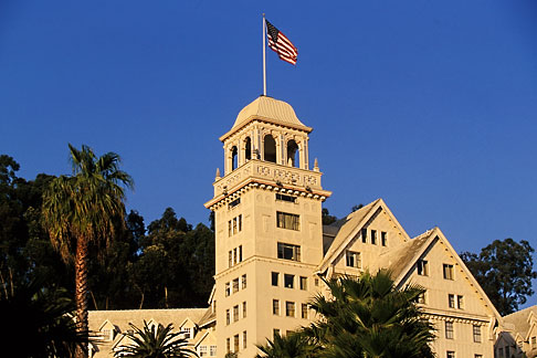 image 4-730-26 California, Berkeley, Claremont Resort and Spa