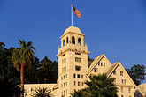evening stock photography | California, Berkeley, Claremont Resort and Spa, image id 4-730-26