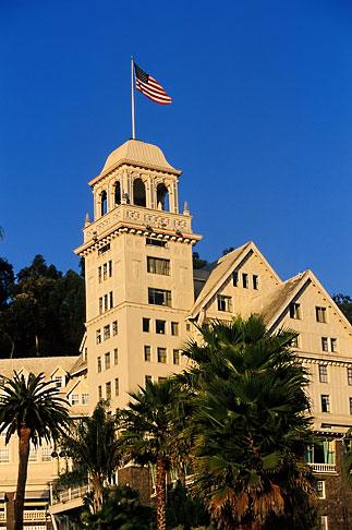 image 4-730-29 California, Berkeley, Claremont Resort and Spa