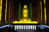 illuminated stock photography | California, Oakland, Paramount Theatre, image id 4-730-7