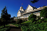 east garden stock photography | California, Oakland, Claremont Resort & Spa, image id 4-730-87