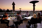 dine stock photography | California, Oakland, Claremont Resort & Spa, Paragon Bar & Cafe, image id 4-730-98