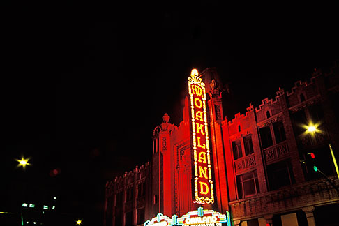 image S2-20-4 California, Oakland, Fox Theater