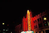 dark stock photography | California, Oakland, Fox Theater, image id S2-20-4
