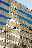 reflection stock photography | California, Oakland, Building, image id S5-51-3017