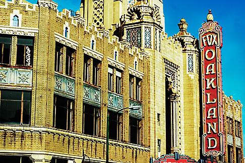 image S5-51-3064 California, Oakland, Fox Theater