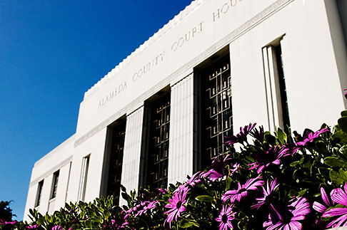 image S5-60-3344 California, Oakland, Alameda County Courthouse