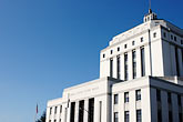 bay area stock photography | California, Oakland, Alameda County Courthouse, image id S5-60-3361