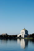 lake stock photography | California, Oakland, Alameda County Courthouse, image id S5-60-3437