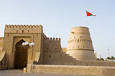 landmark stock photography | Oman, Buraimi, Al Khandaq Fort, image id 8-730-9848