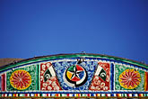 folk art stock photography | Pakistan, Detail, decorated truck, image id 4-461-22