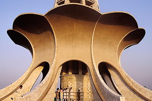 image 4-476-12 Pakistan, Lahore, Minar e Pakistan