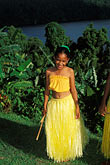 micronesia stock photography | Palau, Portrait of young dancer, image id 8-106-26