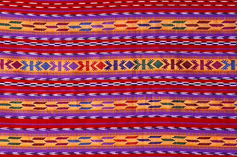 image 3-333-31 Textiles, Blanket, Guatemala