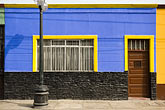 port stock photography | Peru, Callao, Colorful historic buildings in port of Callao, image id 8-760-2042