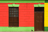 port stock photography | Peru, Callao, Colorful historic buildings in port of Callao, image id 8-760-2095