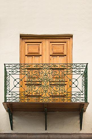 Astounding Peru Cuzco Wrought Iron Balcony And Wooden Shuttered Ibusinesslaw Wood Chair Design Ideas Ibusinesslaworg