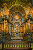 peruvian stock photography | Peru, Lima, Lima Cathedral, side altar, image id 8-761-529
