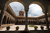 cuzco stock photography | Peru, Cuzco, Convent of Santo Domingo, image id 8-761-775