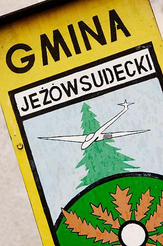 image 4-960-1232 Poland, Jelenia Gora, Jezow Sudecki crest and seal