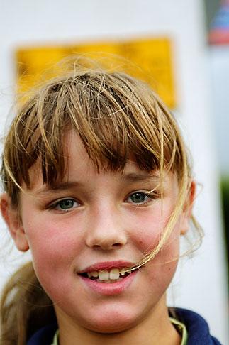 image 4-960-1305 Poland, Jelenia Gora, Young girl