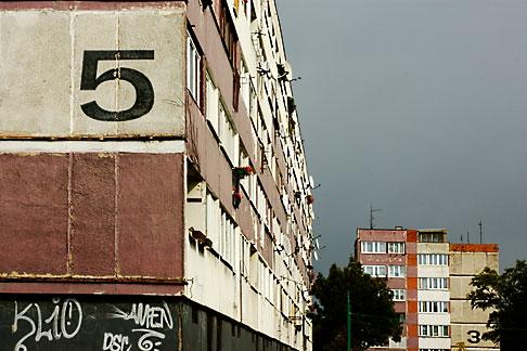 image 4-960-1335 Poland, Jelenia Gora, Apartment building