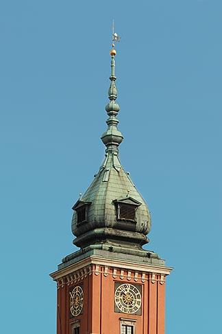 image 7-700-115 Poland, Warsaw, Royal Castle, Zamek Krolewski, Old Town, Stare Miasto